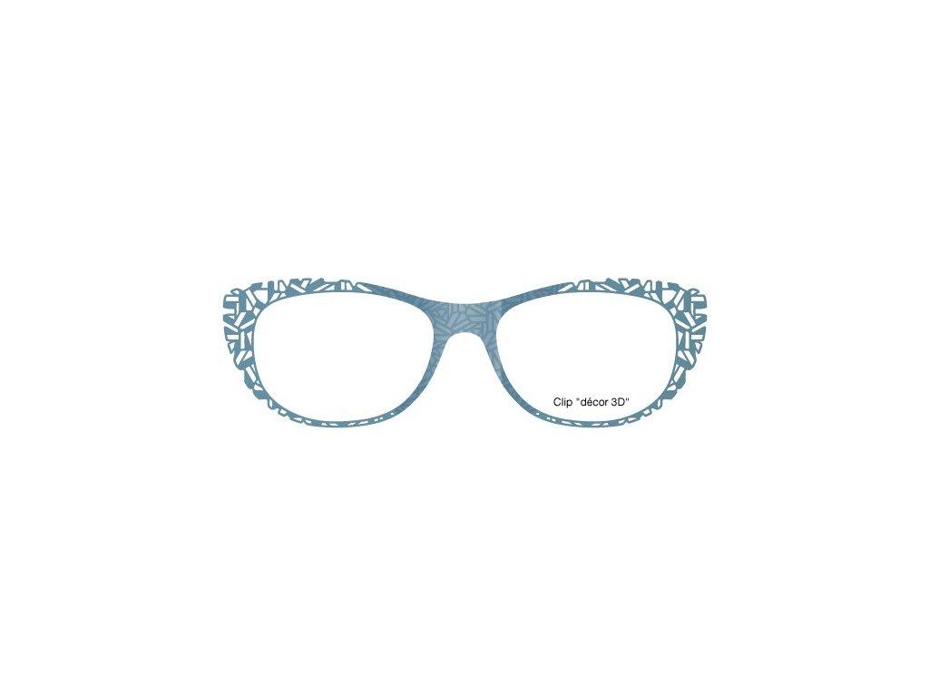FaceCie nácvak CIE 185 DS (modrá)