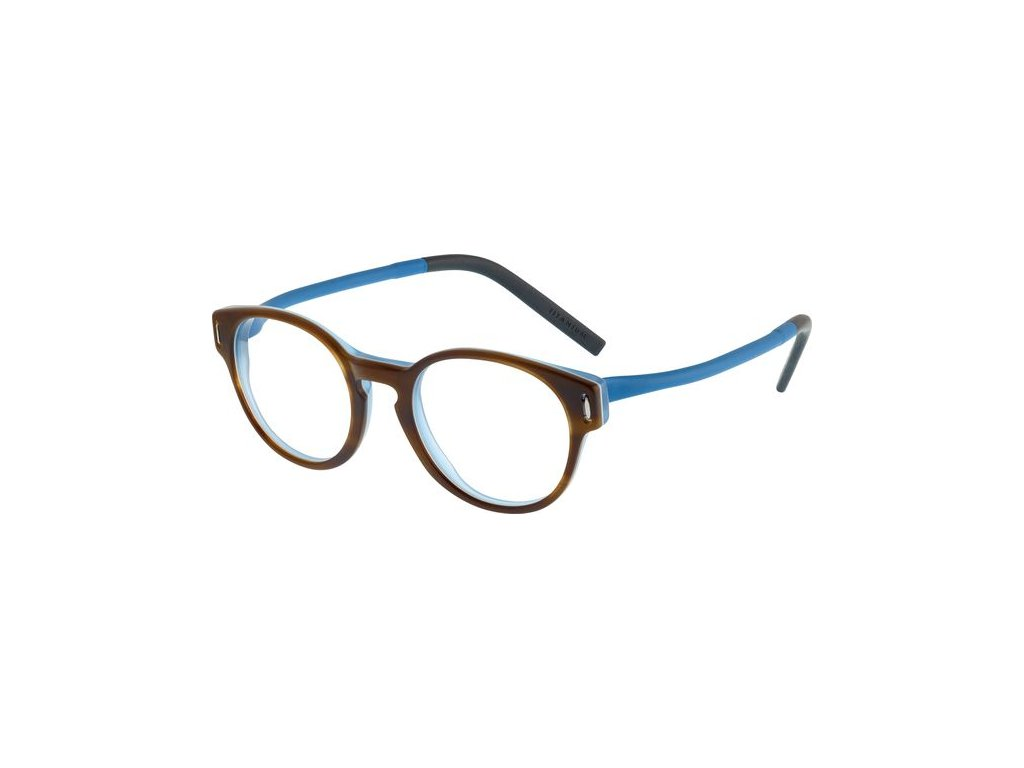 Minima Junior Hybrid 1-CJ9-477, Mat Tortoise-blue/Blue-green