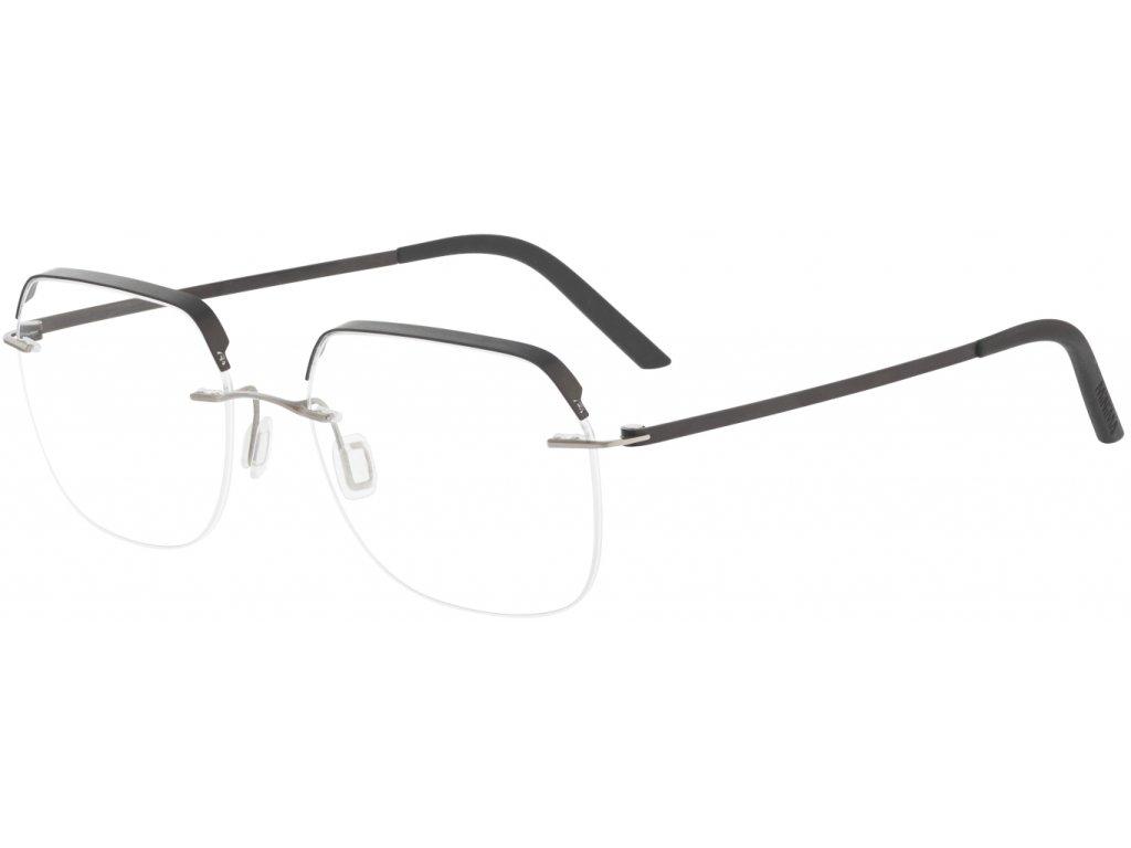 Minima 11C-DM1-5003, tvar F982, Black Brushed/Polished Titanium/Brushed Black