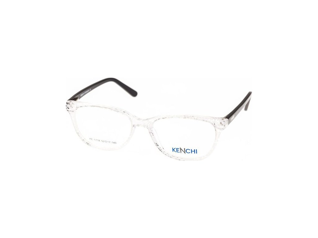 Kenchi 1718-C3 bílá/černá