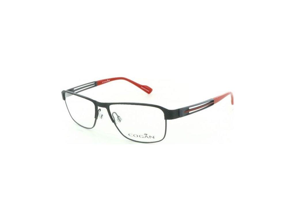 Cogan 2589-BLK (černá/červená)