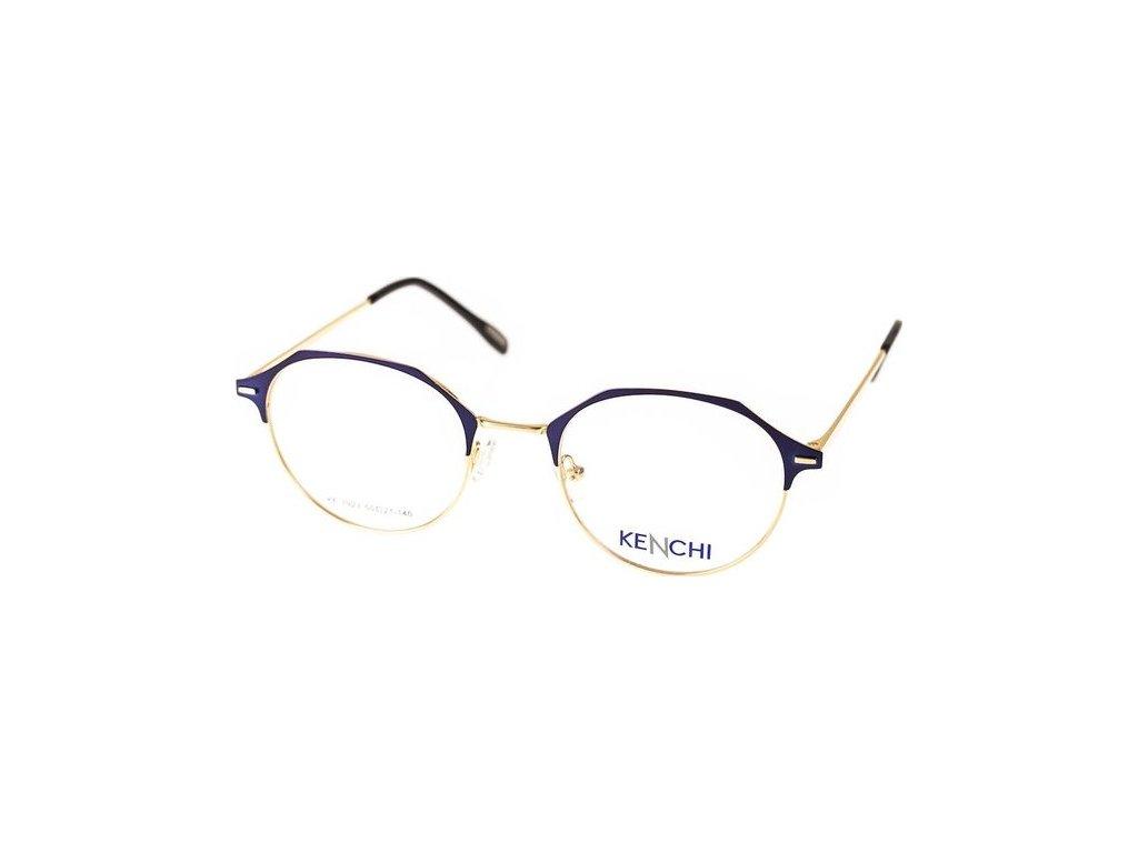Kenchi 1923-C3 modrá/zlatá