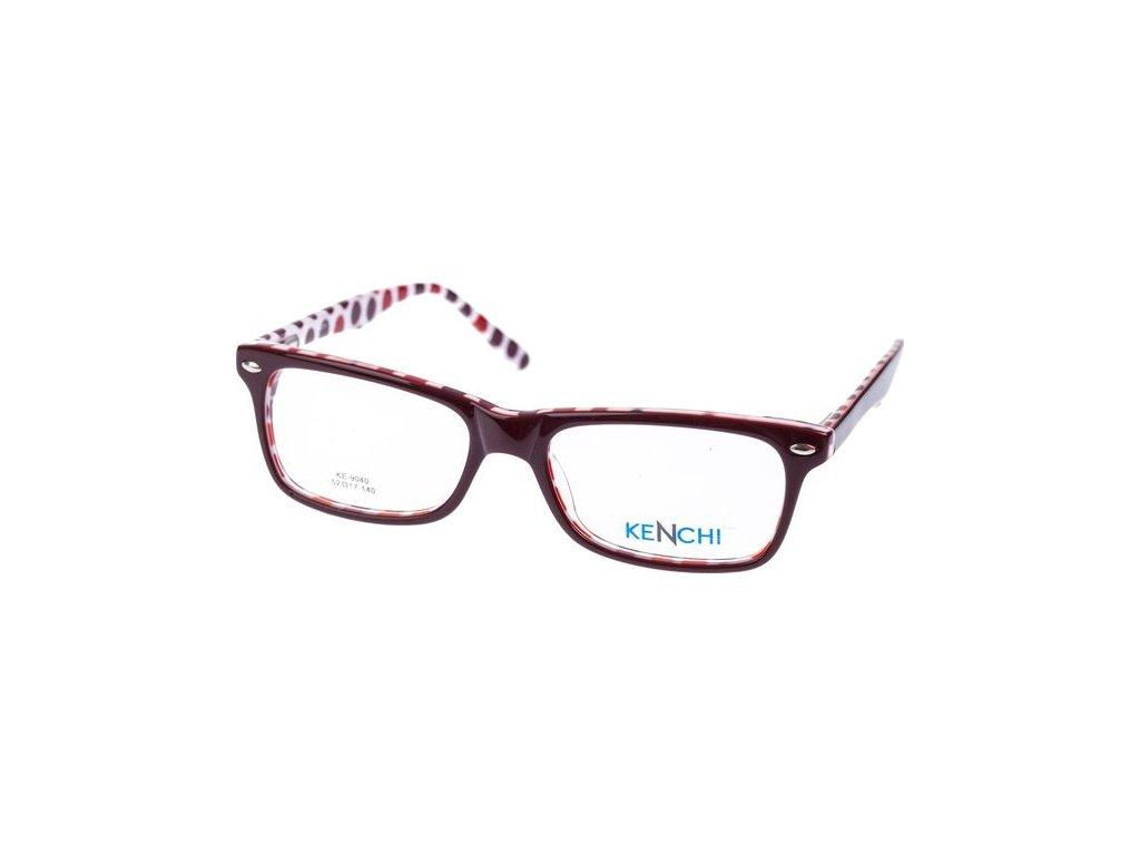 Kenchi 9040-3 vínová