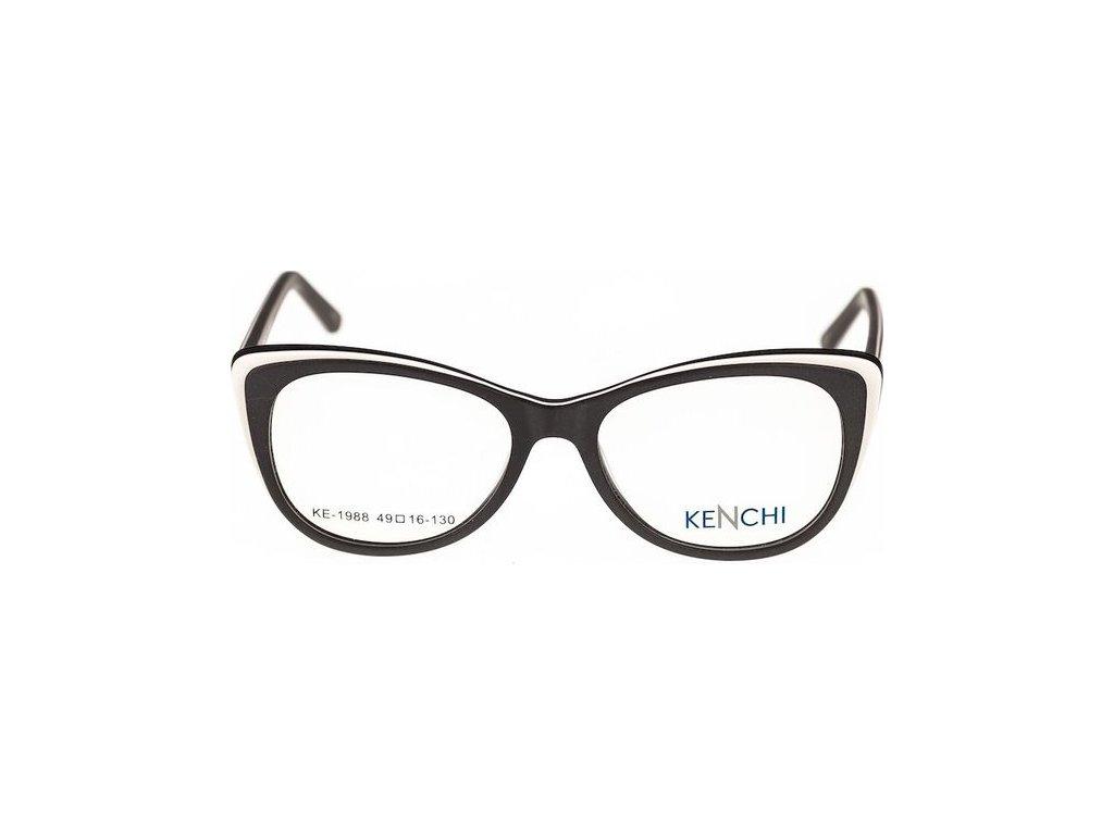 Kenchi 1988-C2 šedá/bílá