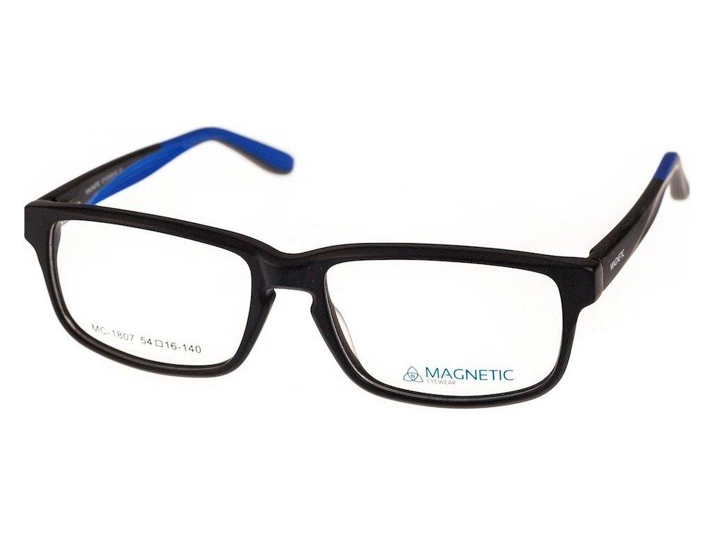 Magnetic 1807-C2 černá/modrá