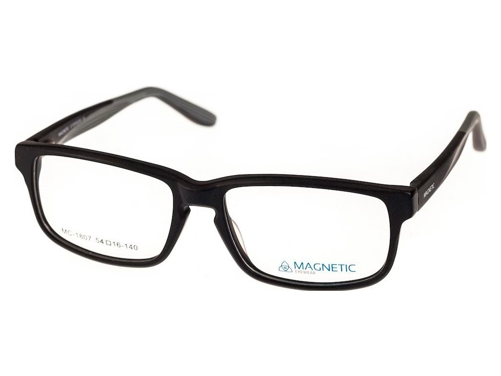 Magnetic 1807-C3 černá/šedá