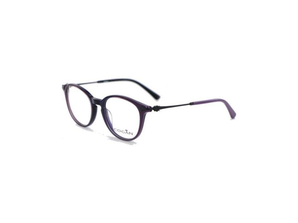 Cogan 0947-VIO (fialová/černá)