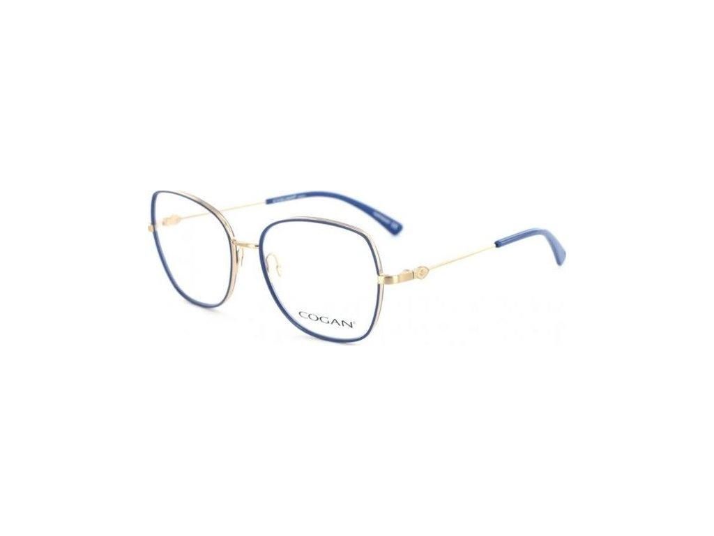 Cogan 2612-BLU (modrá/zlatá)