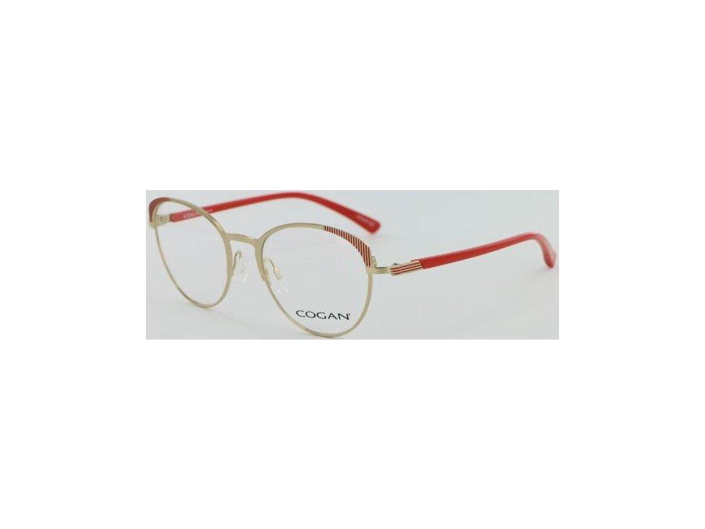 Cogan 2610-RED (zlatá/červená)