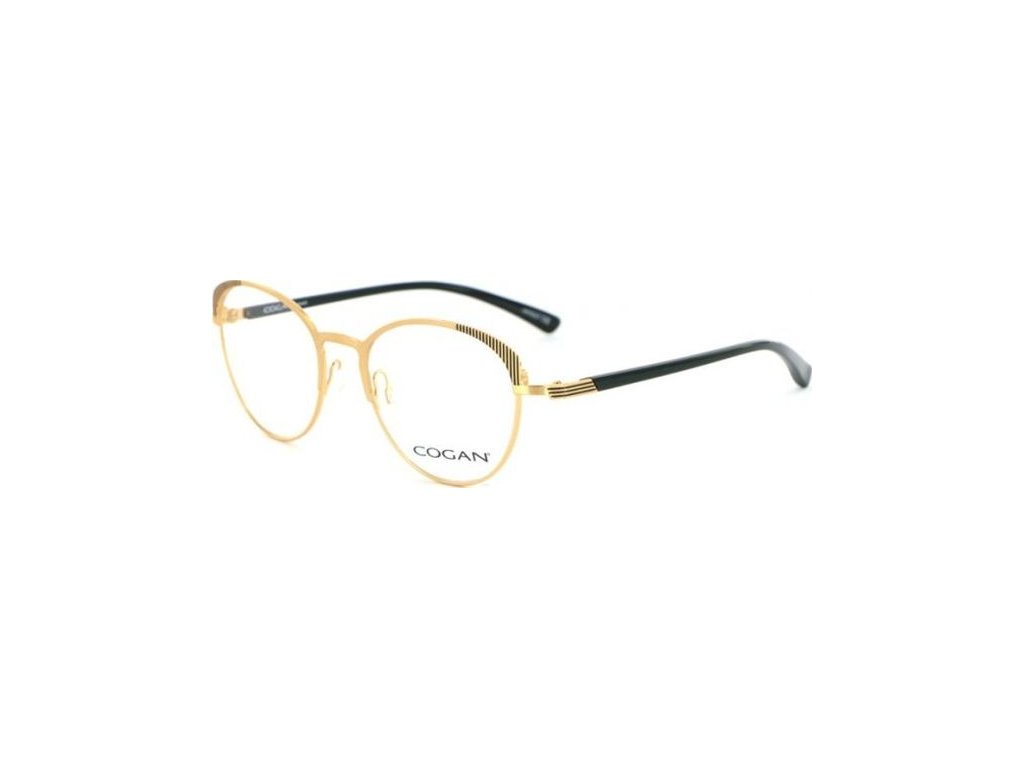 Cogan 2610-BLK (zlatá/černá)