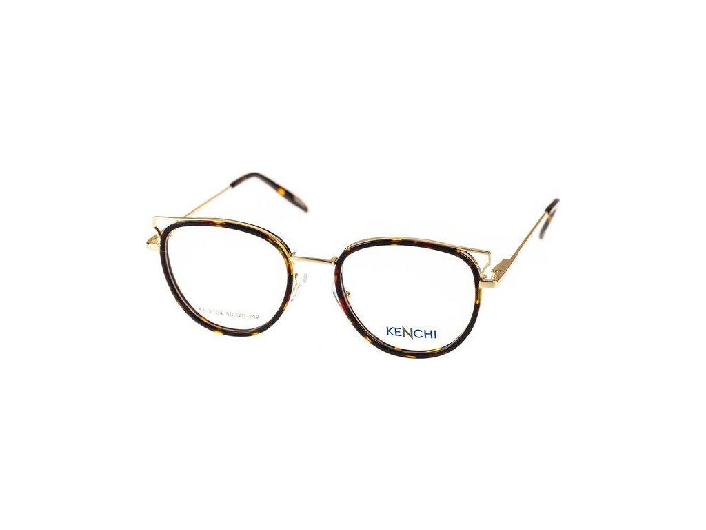 Kenchi 2104-C3 havana/zlatá