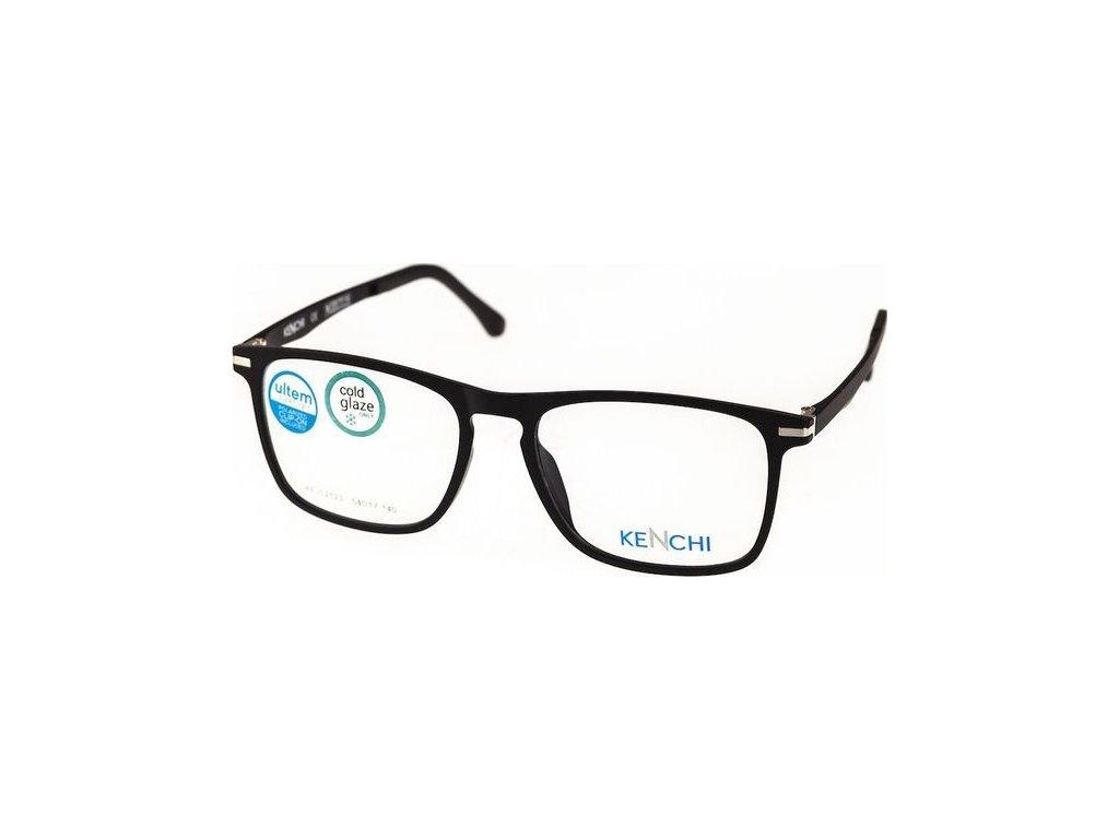 Kenchi C2123-C1 černá (vč. 3ks slunečních klipů)