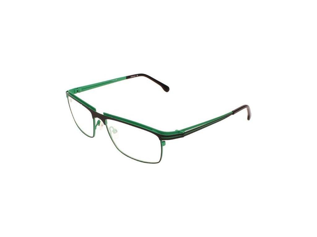 Noego Reflect 4-C52 (černá/zelená)