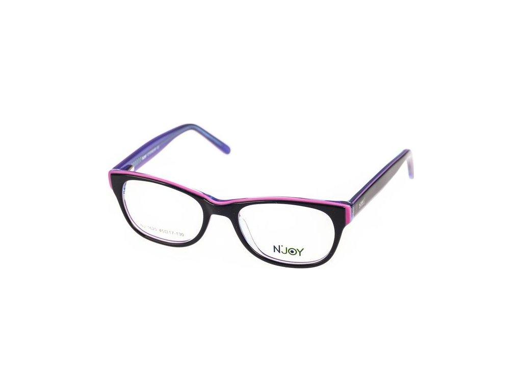 N-Joy 1620-C3 tm.fialová