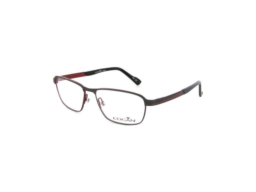 Cogan 2592-GRY-RED (šedá/červená)