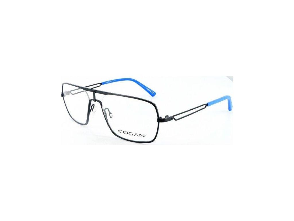 Cogan 2602-GRY (černá/modrá)