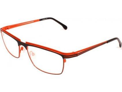 Noego Reflect 4-C57 (černá/oranžová)