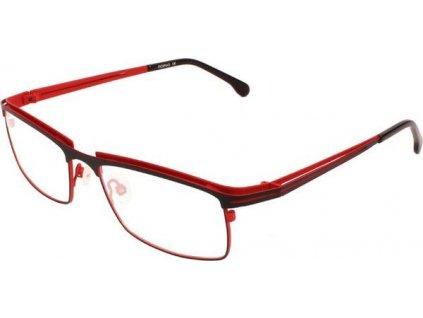 Noego Reflect 3-C62 (černá/červená)