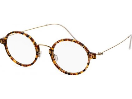 Minima Hybrid 1-C34-647A, nosník 22mm, Shiny tortoise brown/shiny gold/crystal
