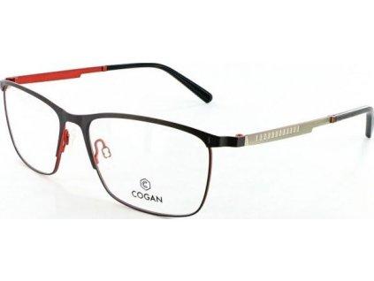 Cogan 2616-GRY-RED (černá/červená/stříbrná)