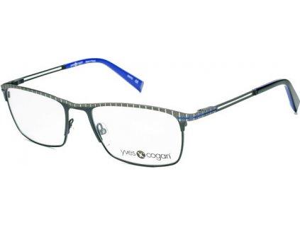 Cogan Power 0081-GRY-BLU (černá/modrá)