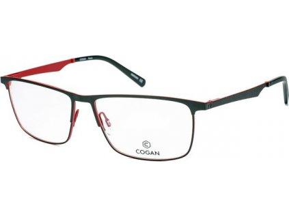Cogan 2619-BLK-RED (černá/červená)