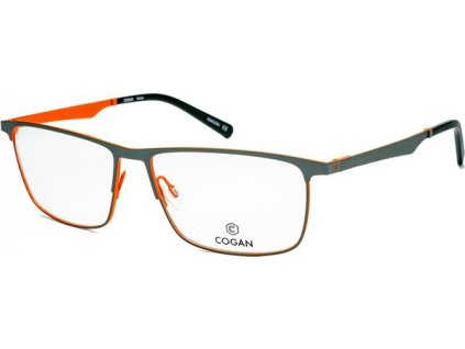 Cogan 2619-GRY-ORG (šedá/oranžová)