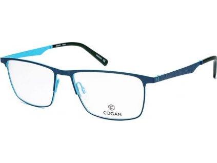 Cogan 2618-BLU-BLU (tm.modrá/sv.modrá)