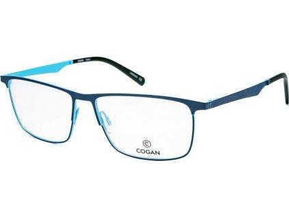 Cogan 2619-BLU-BLU (tm.modrá/sv.modrá)