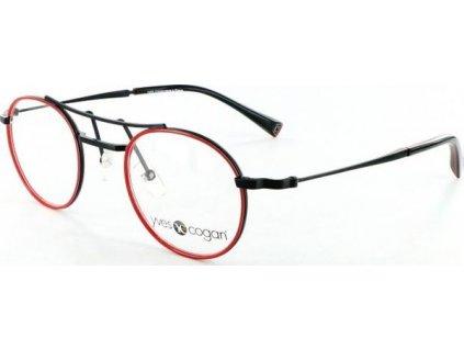 Cogan Power 0086-BLK-RED (černá/červená)