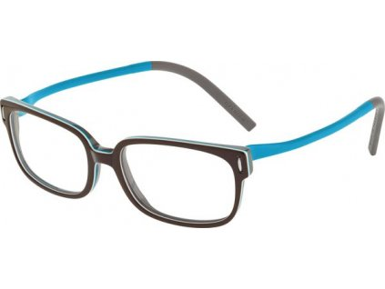 Minima Junior Hybrid 1-CJ12-528A, Brown-Gray/Turquoise