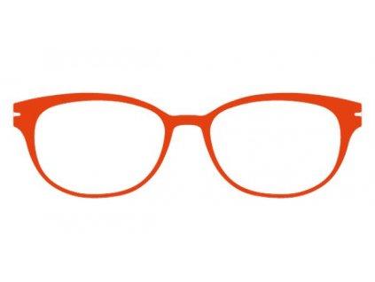 FaceCie nácvak CIE 160 CO (oranžová)
