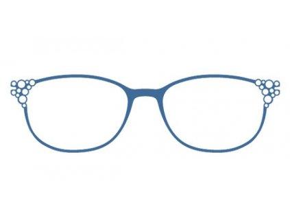 FaceCie nácvak CIE 164 NB (modrá)