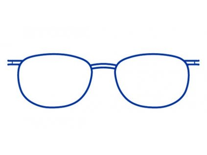 FaceCie nácvak CIE 171 BE (modrá)