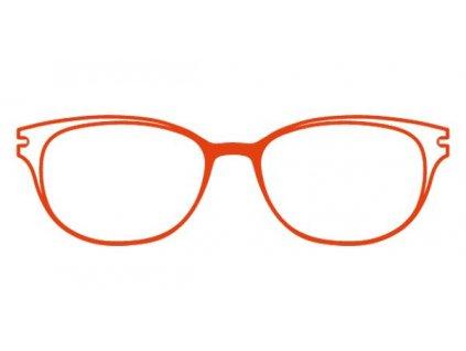 FaceCie nácvak CIE 152 CO (oranžová)