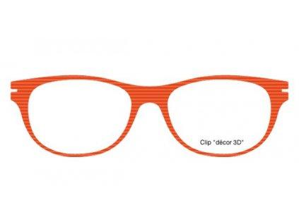 FaceCie nácvak CIE 11L CO (oranžová)