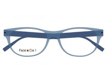 FaceCie FC 1D BJ BD, základní obruba, (sv.modrá/modrá)