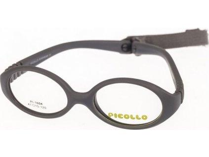 Picollo 1604-C1 šedá