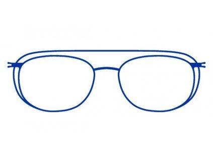 FaceCie nácvak CIE 172 BE (modrá)