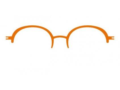 FaceCie nácvak CIE 24 OR (oranžová)