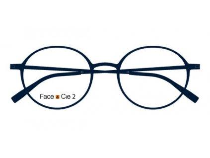 FaceCie FC 2M BM, základní obruba, (tm.modrá)