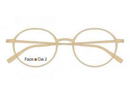 FaceCie FC 2M CS, základní obruba, (písková)