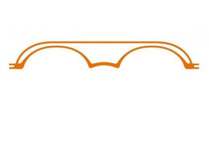 FaceCie nácvak CIE 214 OR (oranžová)
