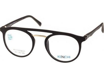 Kenchi C2228-C1 černá (vč. 3ks slunečních klipů)