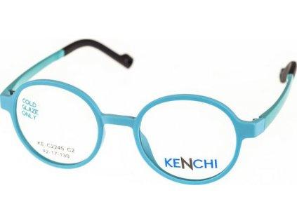 Kenchi C2245-C2 sv.tyrkysová (vč. 1ks slunečního klipu)