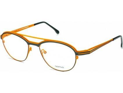 Noego Reflect 5-C57 (černá/oranžová)