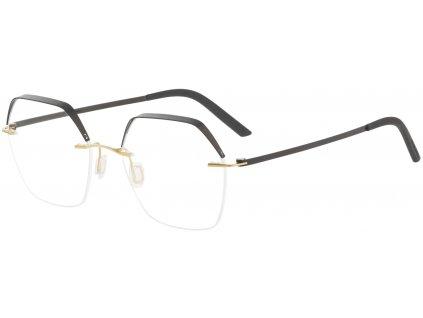 Minima 11C-DM2-5006, tvar F980, Black Brushed/Gold/Black Brushed