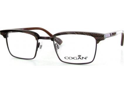Cogan 2531-BRN (hnědá)