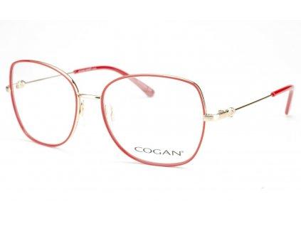 Cogan 2612-RED (červená/zlatá)