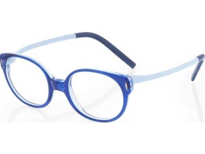 Minima Junior Hybrid 1-CJ15-538B, Dark blue-glitter blue/pastel blue